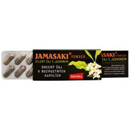 Phoenix Division Jamasaki powder zelený jasmínový a červený čaj cestovní balení 10 x 1 g