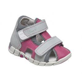 SANTÉ Zdravotní obuv dětská N/810/401/S15/S45 růžová vel. 19