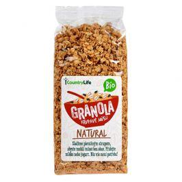 Country Life Granola - Křupavé müsli Natural BIO 350g
