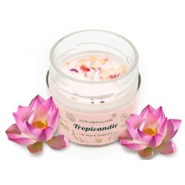 Tropikalia Tropicandle - Lilie, rose & sandalwood