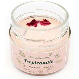 Tropikalia Tropicandle - Plum, rose & patchouli
