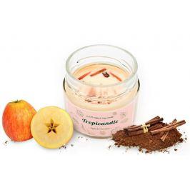 Tropikalia Tropicandle - Apple & cinnamon