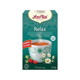 Yogi Tea Bio Relax Yogi Tea 17 x 1,8 g Další druhy čajů