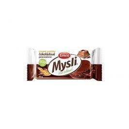 EMCO Mysli Ovesné sušenky čokoládové - polomáčené 60g