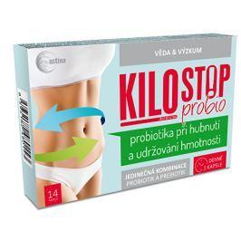 Astina Kilostop probio 14 kapslí