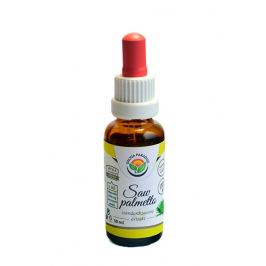 Salvia Paradise Saw palmetto standardizovaný extrakt 50 ml