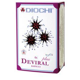 Diochi Deviral Plus 60 kapslí