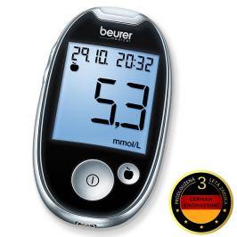 Beurer Glukometr GL 44 černý Přístroje a pomůcky