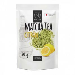 Natu Matcha tea BIO Premium Japan Citrón 70 g