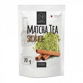 Natu Matcha tea BIO Premium Japan Skořice 70 g