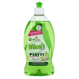 Winni´s Piatti Lime koncentrovaný mycí prostředek na nádobí s vůní limetky 500 ml