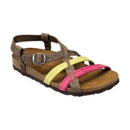 Test SANTÉ Zdravotní obuv dámská IB 7178 Color Mix vel. 38 79b180dae9