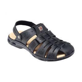 SANTÉ Zdravotní obuv pánská PE/30681-06 Nero vel. 41