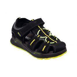SANTÉ Zdravotní obuv dětská IC/132750 Nero vel. 27