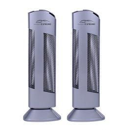 Högner Čistička vzduchu Ionic-CARE Triton X6 stříbrná 2 ks (zvýhodněné dvojbalení)