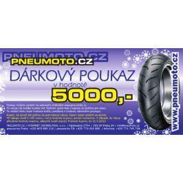 DUNLOP QUALIFIER II 120/65 R17 Pneu pro motocykly