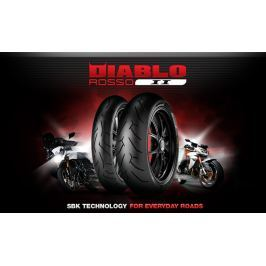 PIRELLI Diablo rosso II 160/60 R17