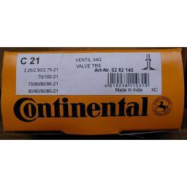 CONTINENTAL CONTINENTAL DUŠE 2.75/100 R21