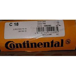 CONTINENTAL CONTINENTAL DUŠE 80/100 R18