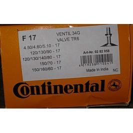 CONTINENTAL CONTINENTAL DUŠE 160/60 R17