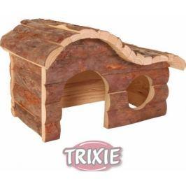 Trixie dřevěný DŮM HANNA pro křečka 26*16*15cm
