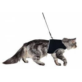 Postroj (trixie) XCat vestička pro kočky 24-42cm/1,20m