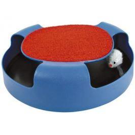 Trixie Myš v kruhu se škrábacím kobercem 25x6 cm