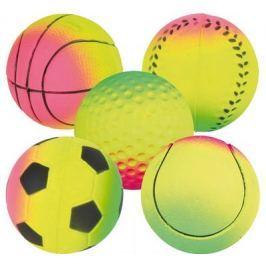 HRAČKA míč NEONOVÝ mechový 7cm