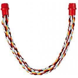Houpačka bavlněné lano 66cm/18mm (trixie)