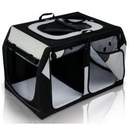 Trixie Transpor.nylon. box Vario DOUBLE 91x60x61/57cm