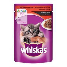 Whiskas kapsa JUNIOR - drůbeží 100 g Krmivo a vitamíny pro kočky
