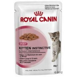 Royal Canin kapsa KITTEN v sosu - 85g