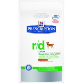 Hills Canine r/d (dieta) - 1,5kg