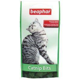 Beaphar pochoutka CATNIP BITS - 35g