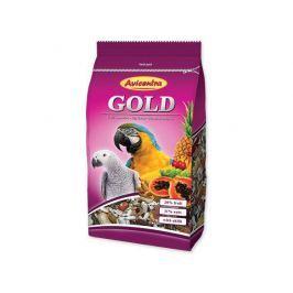 Avicentra GOLD velký papoušek - 850g