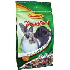 Avicentra PRÉMIUM králík - 850g