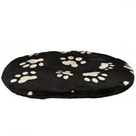TRIXIE Plyšový polštář Joey - černý - 44x31cm