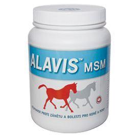 ALAVIS MSM pro koně - 600g