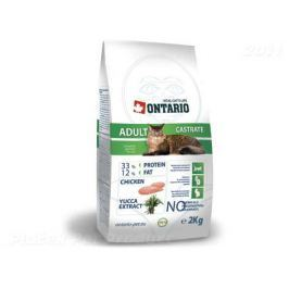 ONTARIO cat CASTRATE - 2 kg
