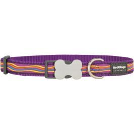 Obojek RD DREAMSTREAM purple - 20-32cm/12mm