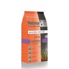 NATIVIA cat CASTRATED - 1,5kg