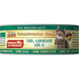 MACs cat konz. feinschmecker RIND/KANINCHEN - 100g