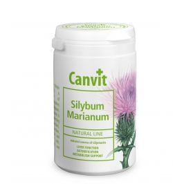 CANVIT dog natural SILYBUM marianum - 150g