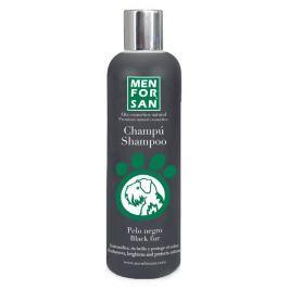 MENFORSAN šampon ZVÝRAZŇUJÍCÍ ČERNOU barvu - 5l