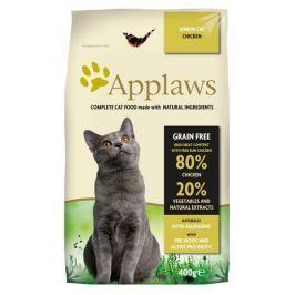 APPLAWS cat SENIOR chicken - 400g