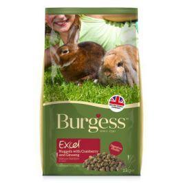 BURGESS excel RABBIT MATURE carn/gin - 2kg - EXPIRACE 11/2017