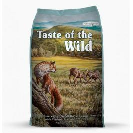 TASTE WILD appalachian VALLEY SMALL BREED - 2kg