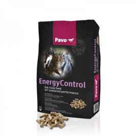 PAVO granule ENERGY-CONTROL - 20kg