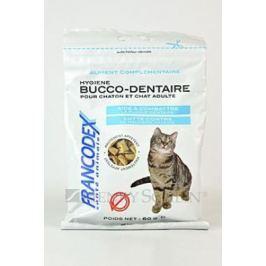 FRANCODEX cat poch. DENTAL BREATH - 65g Heureka.cz | Kultura a zábava | Volný čas | Chovatelské potřeby | Pro kočky | Kosmetika pro kočky