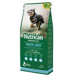 NUTRICAN dog JUNIOR LARGE - 15kg